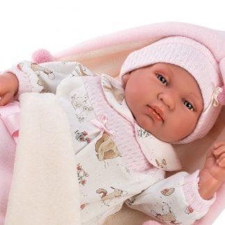 Babypoppen Llorens