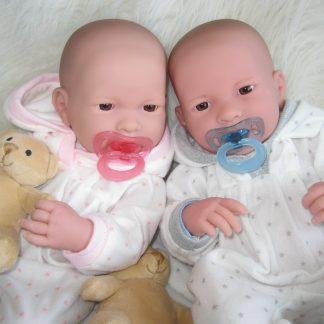 Babypoppen Berenguer JC Toys